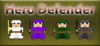 Portada oficial de Hero Defender para PC
