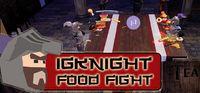 Portada oficial de IgKnight Food Fight para PC