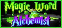 Portada oficial de Magic Word Alchemist para PC
