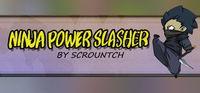 Portada oficial de Ninja Power Slasher para PC