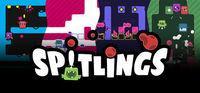 Portada oficial de SPITLINGS para PC