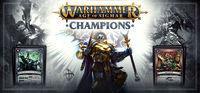 Portada oficial de Warhammer Age of Sigmar: Champions para PC