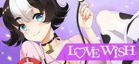 Portada oficial de Love wish para PC
