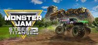 Portada oficial de Monster Jam Steel Titans 2 para PC
