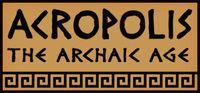 Portada oficial de Acropolis: The Archaic Age para PC