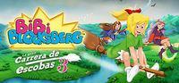 Portada oficial de Bibi Blocksberg - Big Broom Race 3 para PC