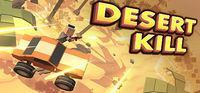 Portada oficial de Desert Kill para PC
