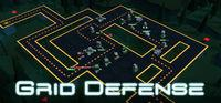 Portada oficial de Grid Defense para PC