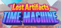 Portada oficial de Lost Artifacts: Time Machine para PC