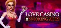 Portada oficial de Love Casino: Smoking Aces para PC
