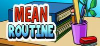 Portada oficial de Mean Routine para PC