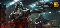 Portada oficial de Modern Combat 5 para PC