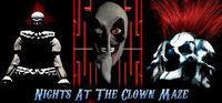 Portada oficial de Nights at the Clown Maze para PC