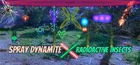 Portada oficial de Spray Dynamite X Radioactive Insects para PC
