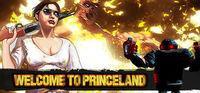 Portada oficial de Welcome to Princeland para PC