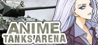 Portada oficial de Anime Tanks Arena para PC