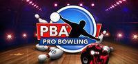 Portada oficial de PBA Pro Bowling para PC