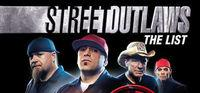 Portada oficial de Street Outlaws: The List para PC