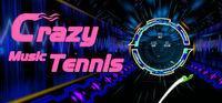 Portada oficial de Crazy Music Tennis para PC