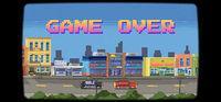 Portada oficial de GAME OVER para PC