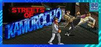 Portada oficial de Streets Of Kamurocho para PC