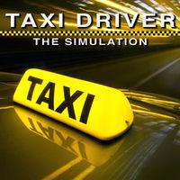 Portada oficial de Taxi Driver - The Simulation para Switch