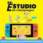 Portada oficial de de Estudio de videojuegos para Switch
