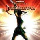 Portada oficial de de Baldur's Gate: Dark Alliance para PS4