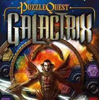 Portada oficial de Puzzle Quest Galactrix PSN para PS3