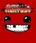 Portada oficial de de Super Meat Boy para PC