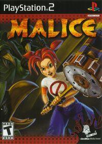 Portada oficial de Malice: Kat's Tale para PS2