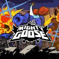 Portada oficial de Mighty Goose para Switch