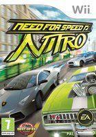Portada oficial de de Need for Speed Nitro para Wii