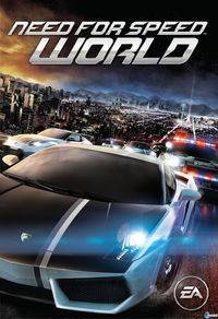 Portada oficial de Need for Speed World Online para PC