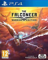 Portada oficial de The Falconeer: Warrior Edition para PS4