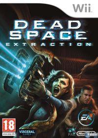 Portada oficial de Dead Space: Extraction para Wii
