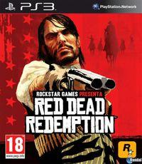 Portada oficial de Red Dead Redemption para PS3