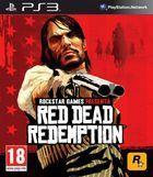 Portada oficial de de Red Dead Redemption para PS3