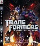 Portada oficial de de Transformers: La Venganza de los Caídos – El Videojuego para PS3