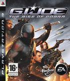 Portada oficial de de G.I. JOE The Rise of Cobra para PS3