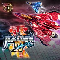 Portada oficial de Raiden IV x MIKADO Remix para Switch