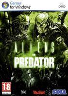 Portada oficial de de Aliens vs. Predator para PC