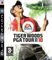 Portada oficial de Tiger Woods PGA Tour 10 para PS3