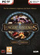 Portada oficial de de League of Legends para PC