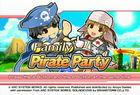 Portada oficial de de Family Pirate Party WiiW para Wii