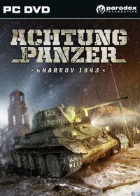 Portada oficial de Achtung Panzer: Kharkov 1943 para PC