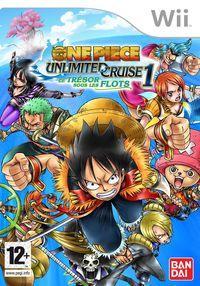 Portada oficial de One Piece Unlimited Cruise: El tesoro bajo las olas para Wii