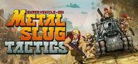 Portada oficial de Metal Slug Tactics para PC