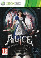 Portada oficial de de Alice: Madness Returns para Xbox 360