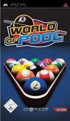 Portada oficial de de World of Pool para PSP